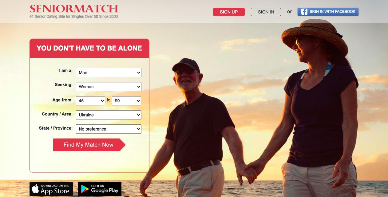 Gibt es eine kostenlose dating-site für schwarze senioren über 50?