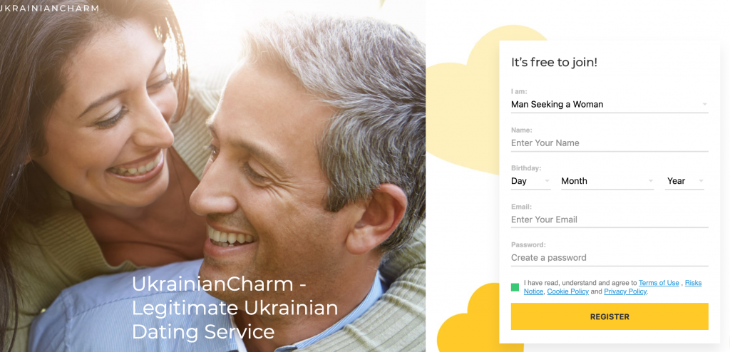 UkrainianCharm Review