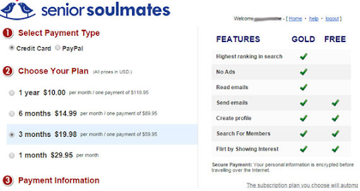 subscription terms